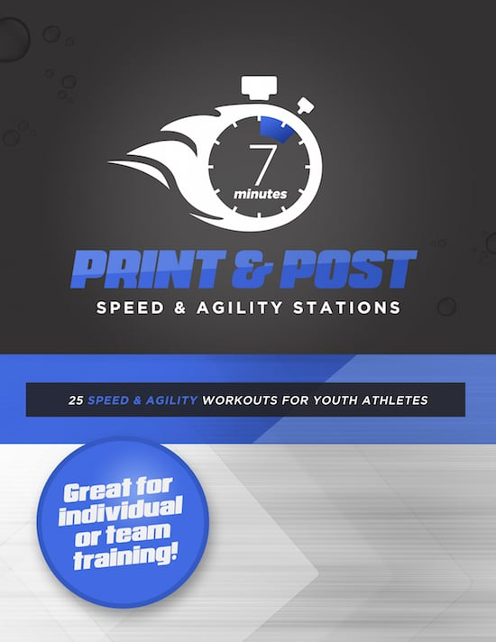 Print and Post Speed and Agility Workouts — American