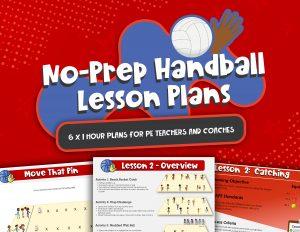 No Prep Handball Lesson Plans