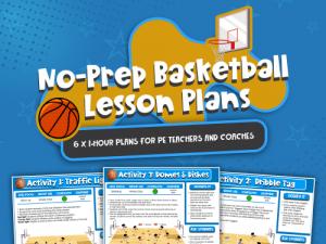 No Prep Basketball Lesson Plans