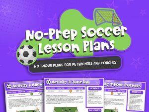 No Prep Soccer Lesson Plans